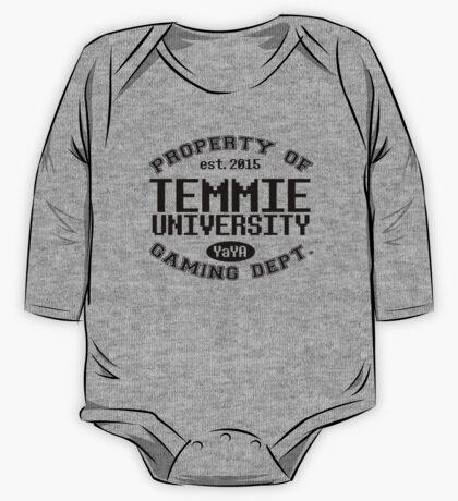 Property Of Temmie University One Piece - Long Sleeve