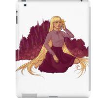 A Single Daffodil iPad Case/Skin