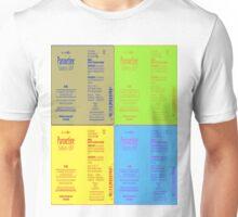 PAROXETINE POP Unisex T-Shirt