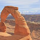Delicate Arch by John Butler