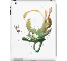 The Last Guardian iPad Case/Skin