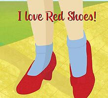 Red Shoes! by tabyway