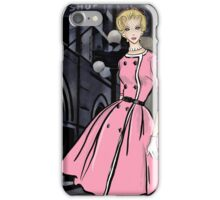 A Dangerous Dame iPhone Case/Skin