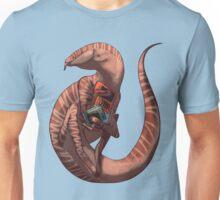Book Lizard Unisex T-Shirt