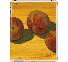 Peach Trio iPad Case/Skin