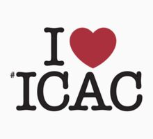 I ♥ #ICAC by animo