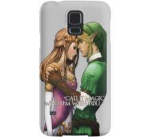 Magic's with You Samsung Galaxy Case/Skin