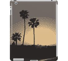 Pixel Sunset iPad Case/Skin