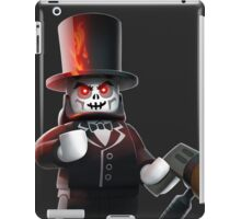 Zombie Abraham Lincoln iPad Case/Skin