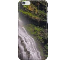 Alongside Cathedral Falls iPhone Case/Skin