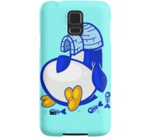 Fat Penguin Samsung Galaxy Case/Skin