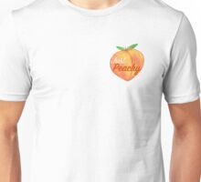 Just Peachy  Unisex T-Shirt