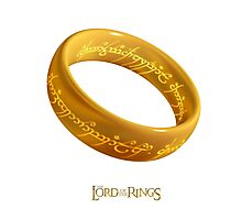 The One Ring Photographic Print