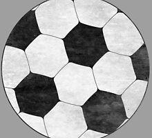 Vintage football  by Johan12345