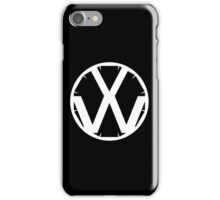 VW Symbol - Meteors and stars edition iPhone Case/Skin