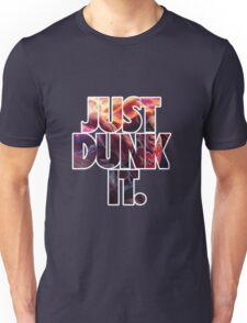 Just dunk it - Darius Dunkmaster  Unisex T-Shirt