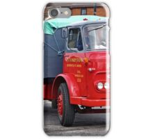 1971 Commer Diesel Lorry  iPhone Case/Skin