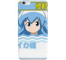 Squid Girl - Shinryaku! Ika Musume iPhone Case/Skin