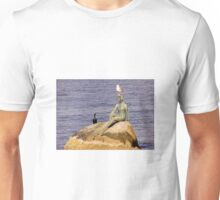 Girl in Wetsuit at Stanley Park Unisex T-Shirt