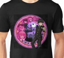 Mob psycho stained glass Unisex T-Shirt