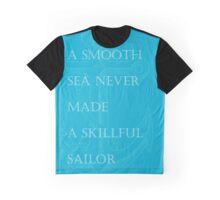 Smooth Sea Graphic T-Shirt
