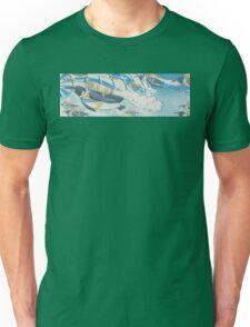 Jetpack Penguins Unisex T-Shirt