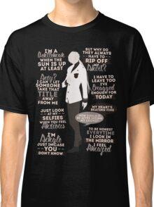 Zen Quotes Classic T-Shirt