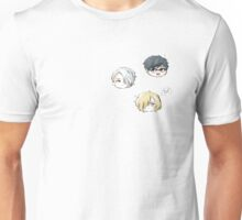 Chibi Y!!!OI Trio  Unisex T-Shirt