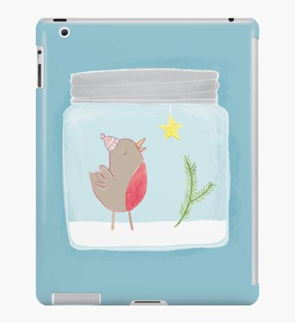 Christmas Jar iPad Case/Skin