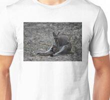 Wallaby & Joey Unisex T-Shirt