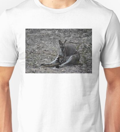 Wallaby & Joey Unisex T-Shirt