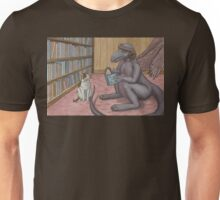 Elliot and Percival Read Unisex T-Shirt