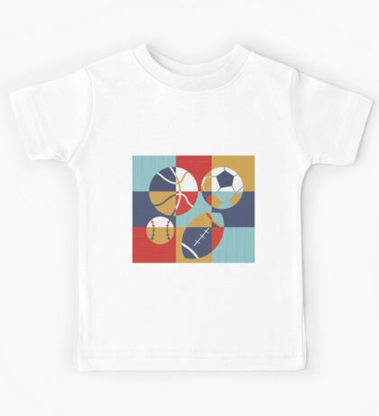 All Star Sports Kids Tee