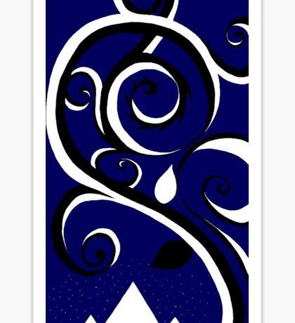 The Night Court - 2 Sticker