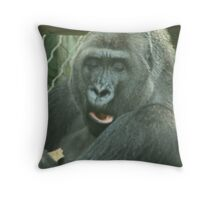 Boring Throw Pillow
