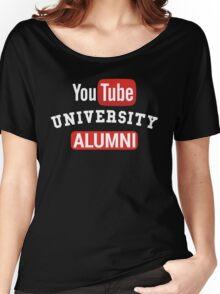 YouTube University Alumni Women's Relaxed Fit T-Shirt