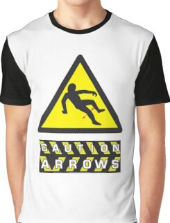 Caution: Arrows Graphic T-Shirt