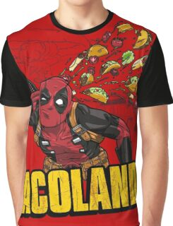 TACOLANDS Graphic T-Shirt