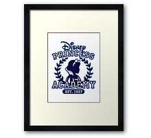 Disney Princess Academy Framed Print