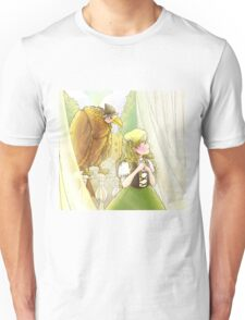 Tammy and Polly on the Balcony Unisex T-Shirt