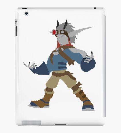 Jak 2 Renegade- Dark Jak iPad Case/Skin
