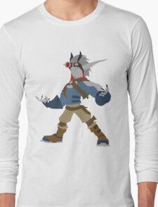 Jak 2 Renegade- Dark Jak Long Sleeve T-Shirt