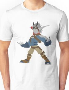Jak 2 Renegade- Dark Jak Unisex T-Shirt