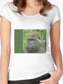 Memories Women's Fitted Scoop T-Shirt