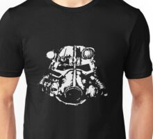 Fallout Brotherhood Of Steel Helmet Unisex T-Shirt