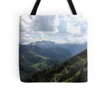 The Alps Tote Bag