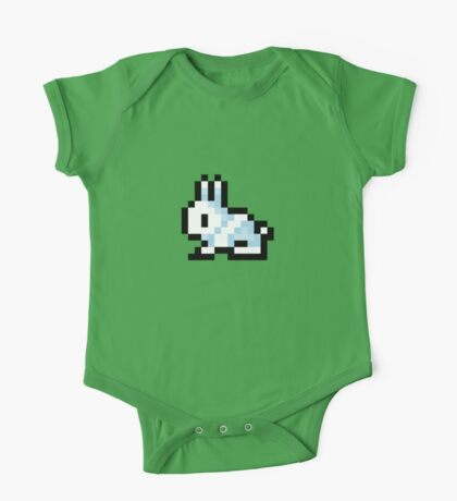 Pixel Bunny - Terraria One Piece - Short Sleeve