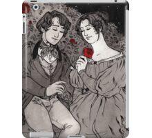 Idyll in Rue Plumet iPad Case/Skin
