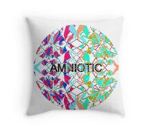 AMNIOTIC Throw Pillow