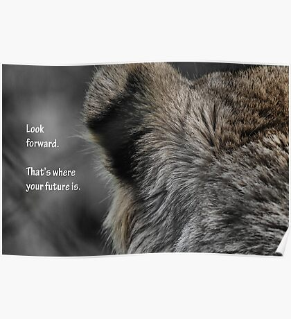 Look Forward... Poster